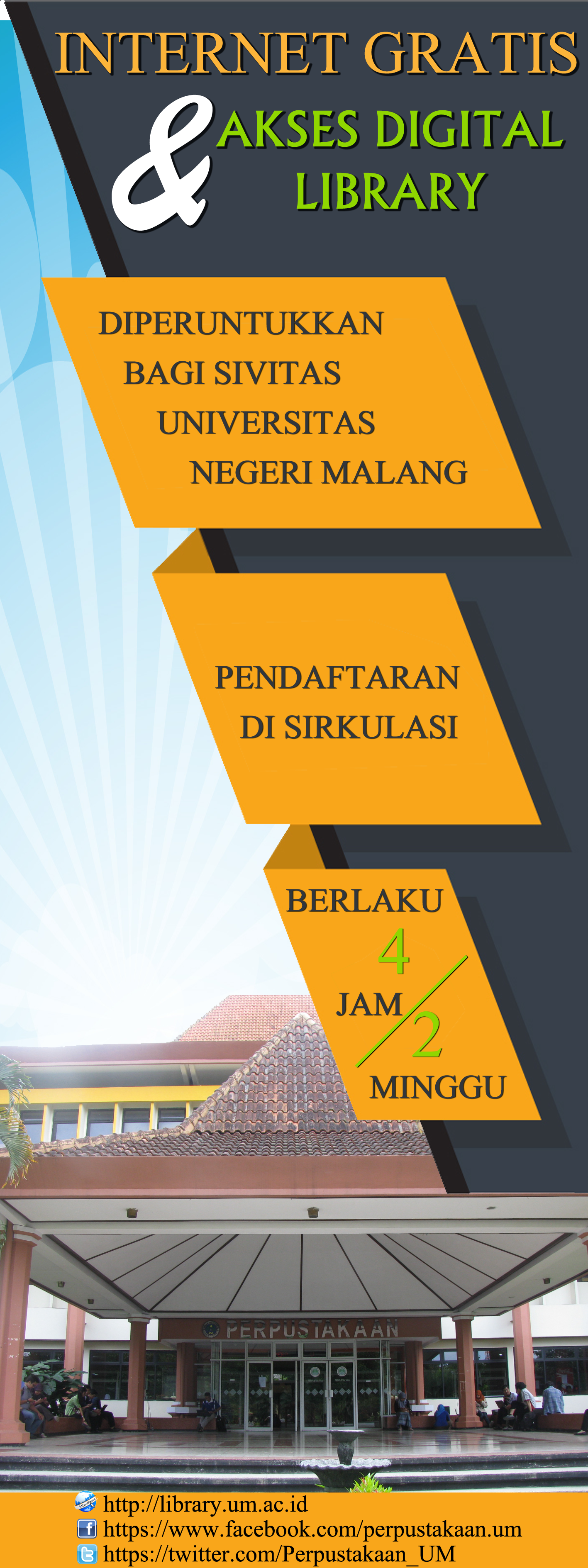 Internet Gratis Upt Perpustakaan Universitas Negeri Malang
