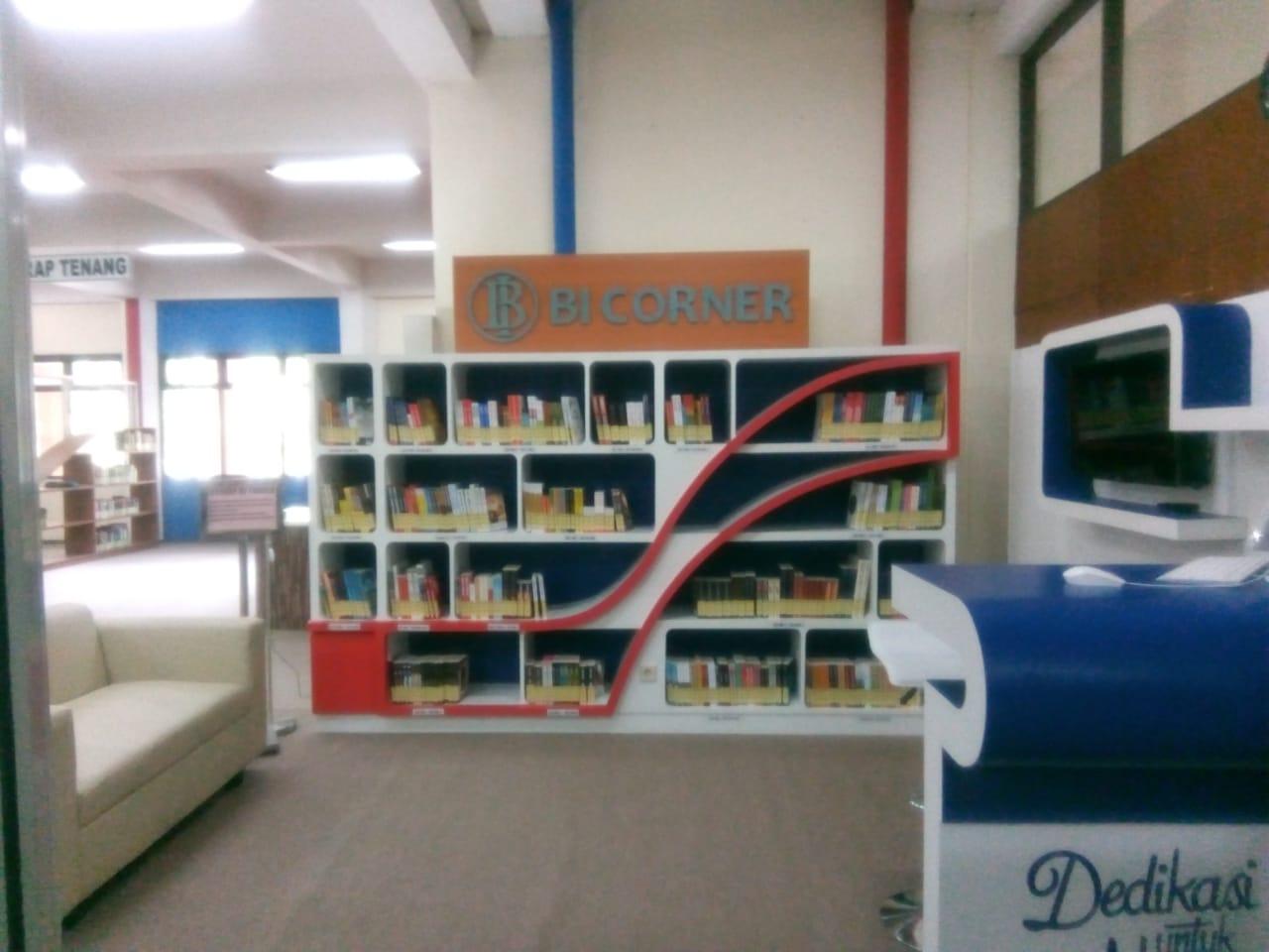 Layanan Bi Corner Di Perpustakaan Um Upt Perpustakaan Universitas Negeri Malang